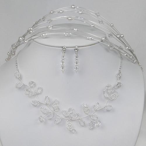 67c1fef1533 Svatební bižuterie - Krystal